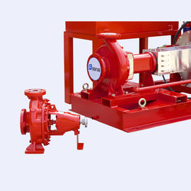 FM Approved Ul Listed Fire Pumps , Electric Motor Driven Fire Pump 300gpm @125psi